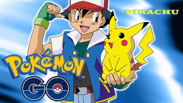 Cara Mendapatkan Pikachu dengan mudah di Pokemon Go