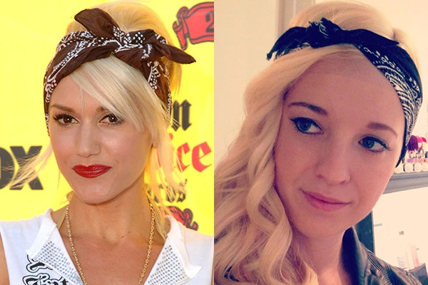 Gwen Stefani and mindy Mann