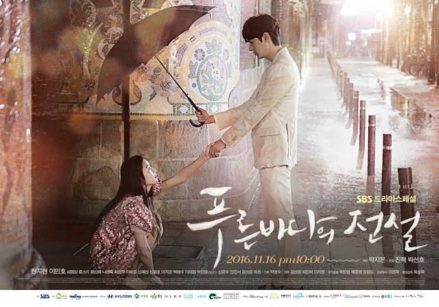 The Legend of The Blue Sea, Kisah Cinta Mermaid dan Bangsawan Joseon yang Diangkat dari Legenda