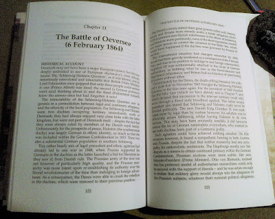 Battle of Oeversee 1864 scenario excerpt