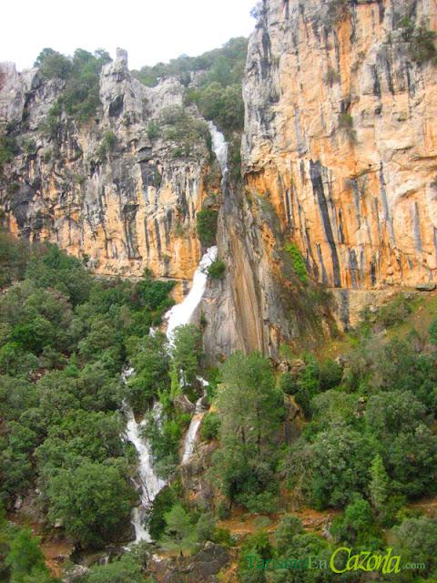 Cascada de Linarejos Expectativa