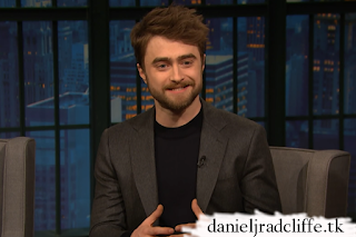 Updated: Daniel Radcliffe on Late Night with Seth Meyers