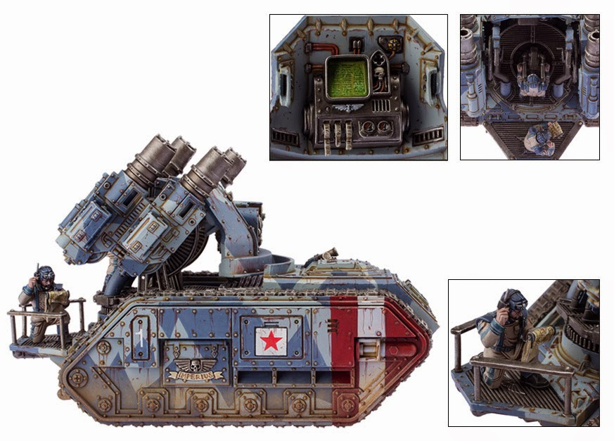Wyvern Suppression Tank Urban Camouflage Paint Scheme