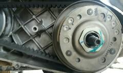 Mengatasi Tarikan Awal Motor Matic Bergetar