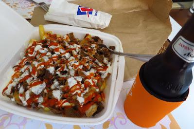 Melbourne, Wot A Kebab, halal snack pack