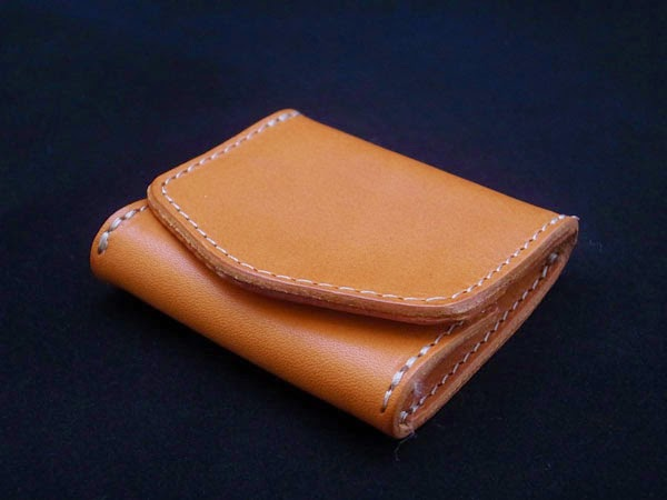 ZOO LEATHER WORKS DUCK COINCASE