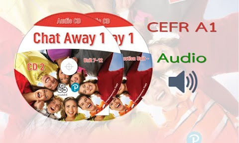 Chat Away 1 Audio CD (CEFR A1)