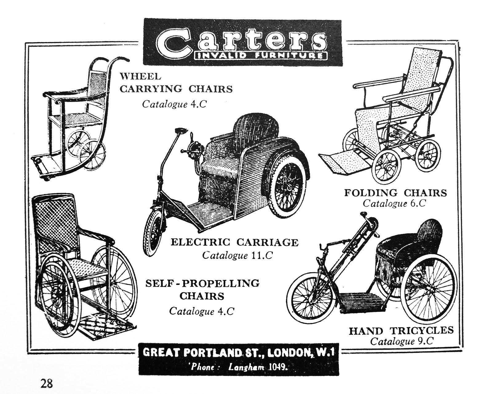 Free Vintage Clip Art Images Carters Invalid Furniture