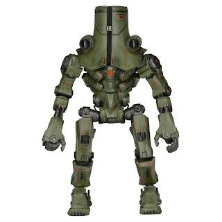 "NECA Pacific Rim 7"" Jaeger Cherno Alpha"