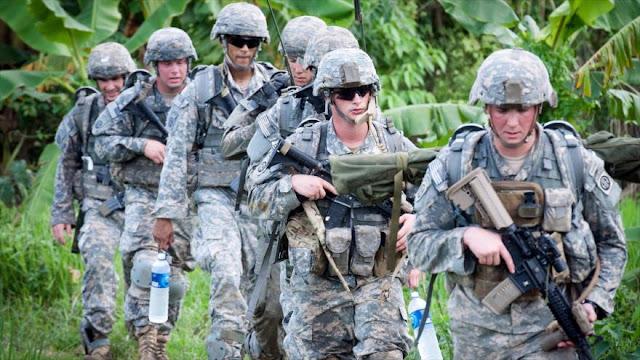 """EEUU enviará 1700 paracaidistas """"bien entrenados"""" a Irak"""