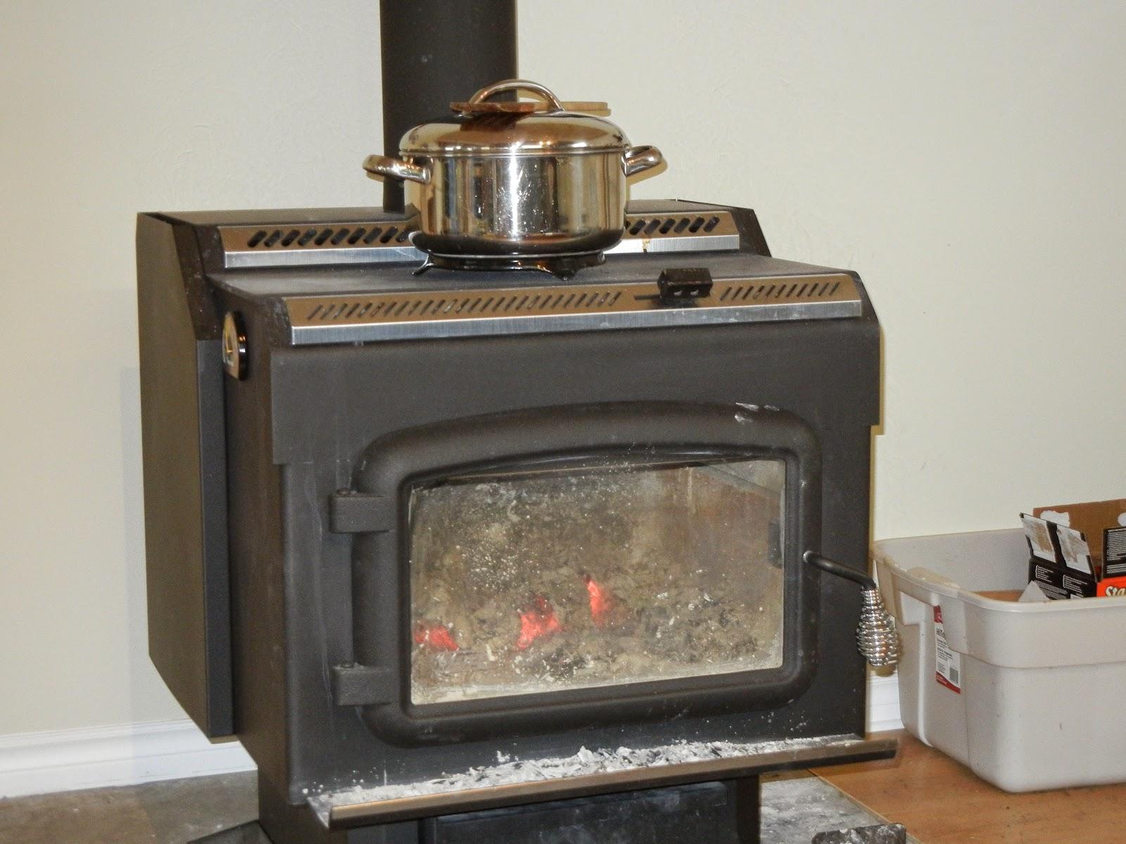 Ann's Weekend Homesteading: Wood Heating