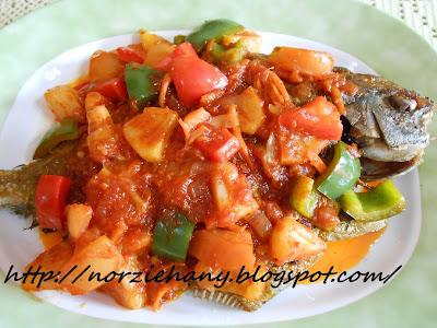 Resepi Masak Ikan Bawal Hitam - About Quotes m