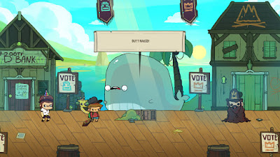 The Adventure Pals Game Screenshot 3