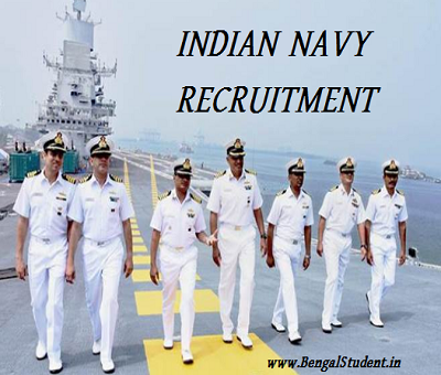 Indian Navy Recruitment 2019 Apply Online - Executive, Technical Branch For 99 Posts