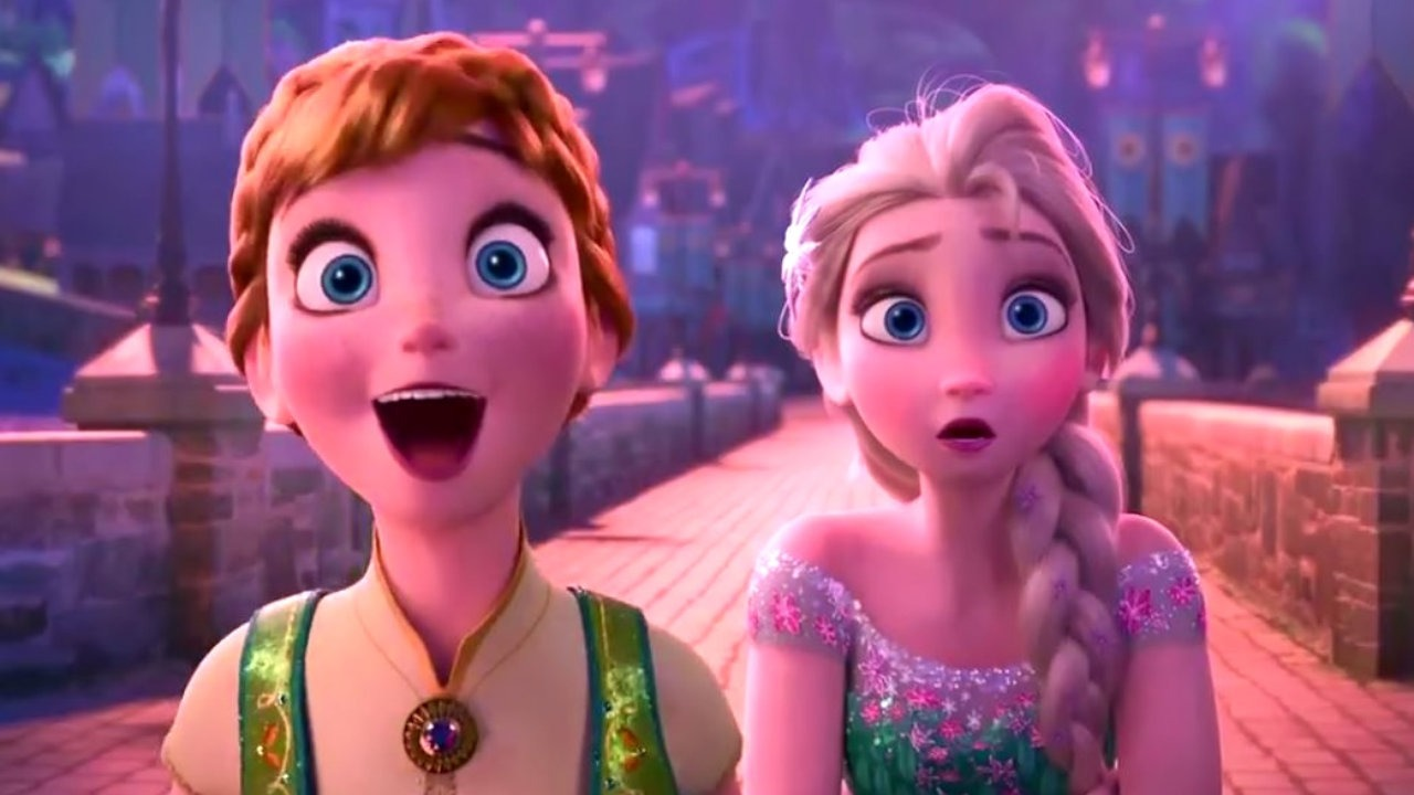 Frozen Fever (2015) Subtitle Indonesia | Download Anime