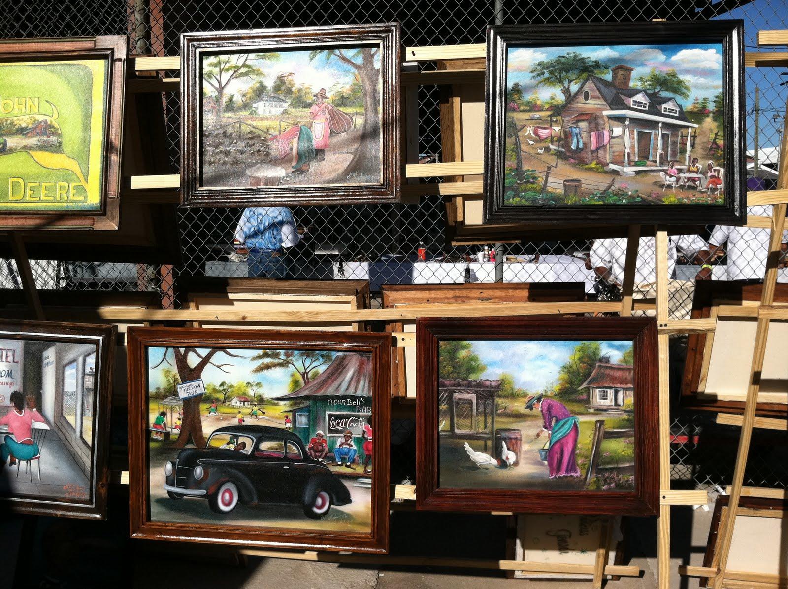 Angola prison rodeo gift shop