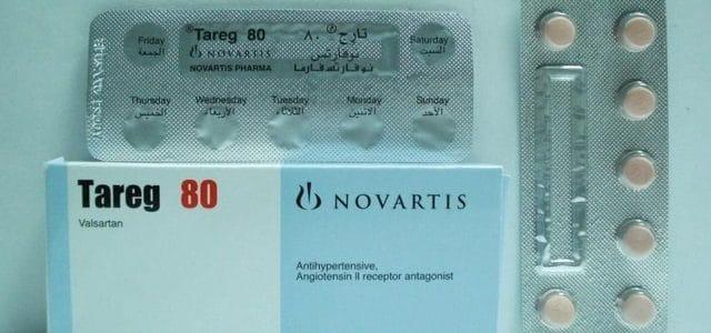 سعر ودواعي إستعمال تارج Tareg أقراص لعلاج إرتفاع ضغط الدم