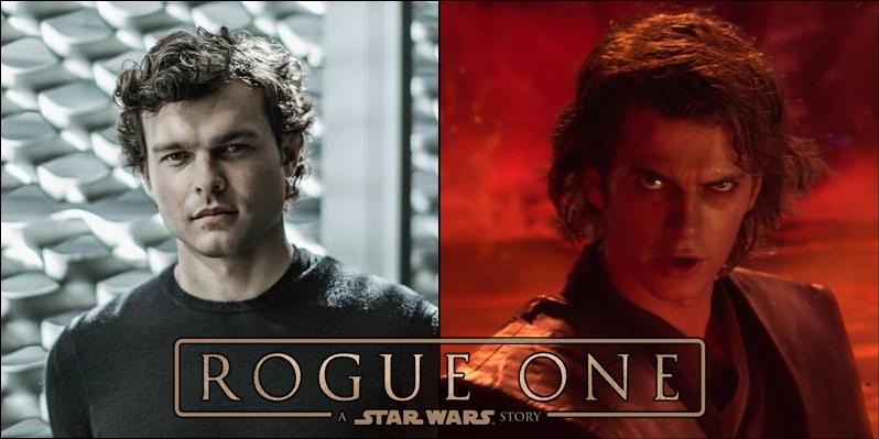 Hayden Christensen Rogue One