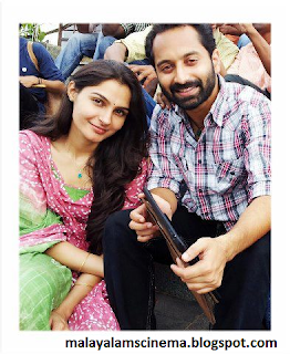 Fahadh Faasil confessed his love