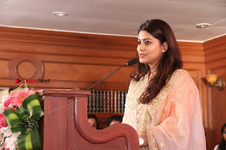 Actress Sneha Pos at V Care Graduation Ceremony  0039.jpg