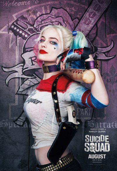 Fotos de Margot Robbie como Harley Quinn