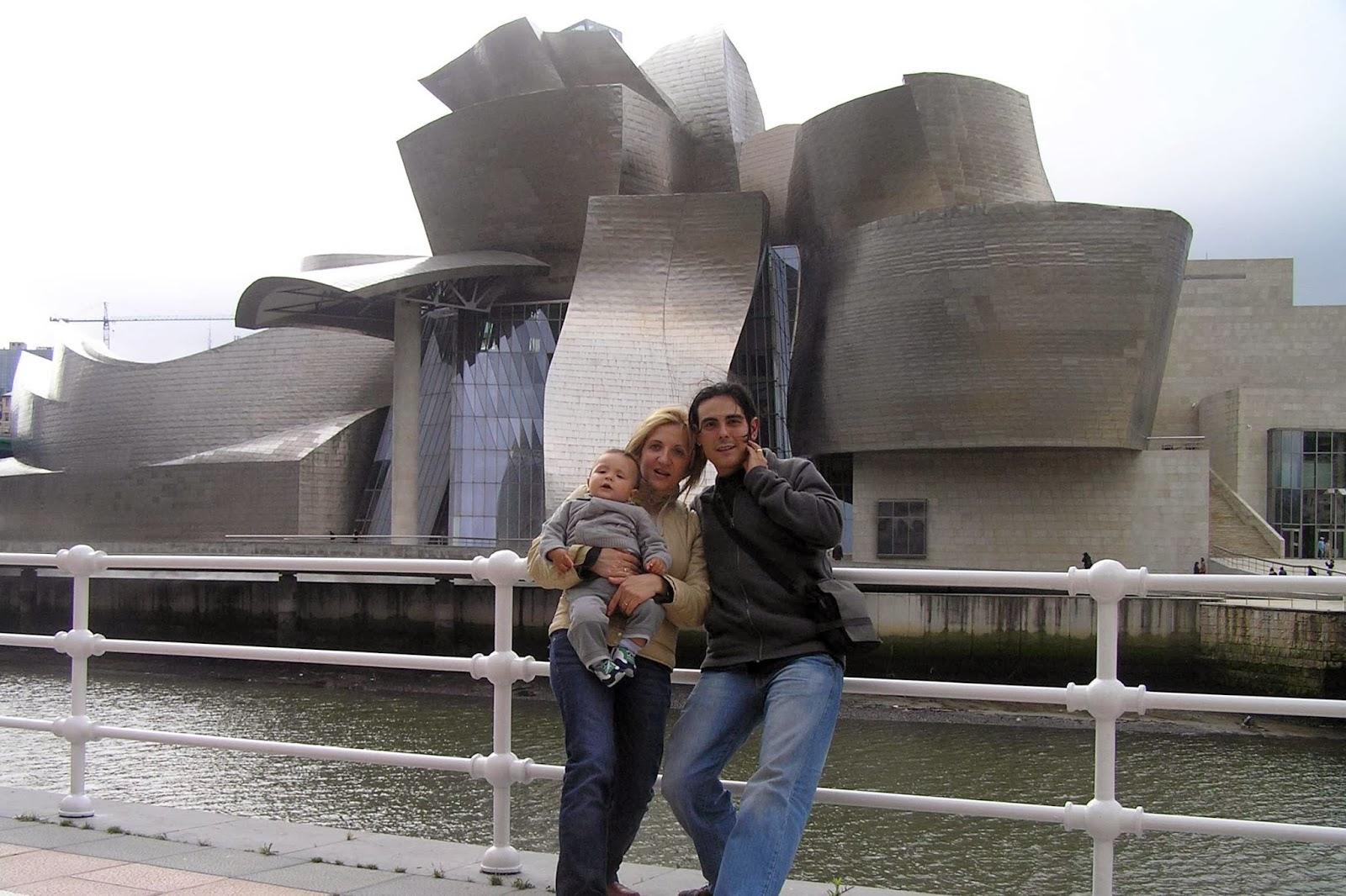Guggenheim de Bilbao.