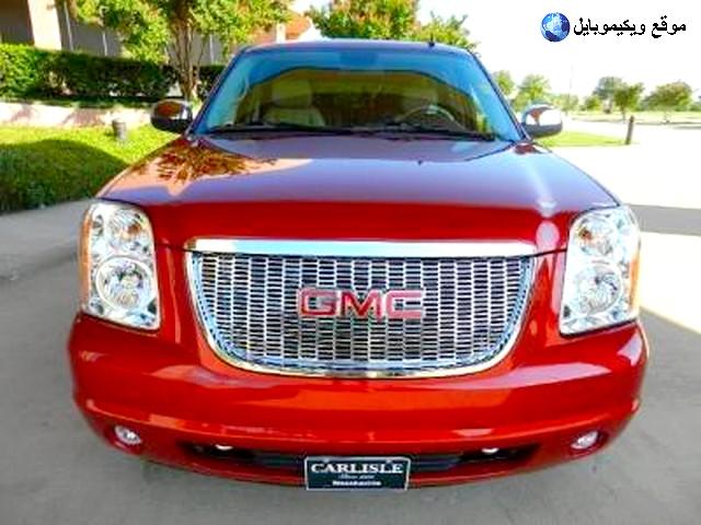 30860f90e54e4 سعر جي ام سي يوكون اكس ال 2014 GMC Yukon XL 2013
