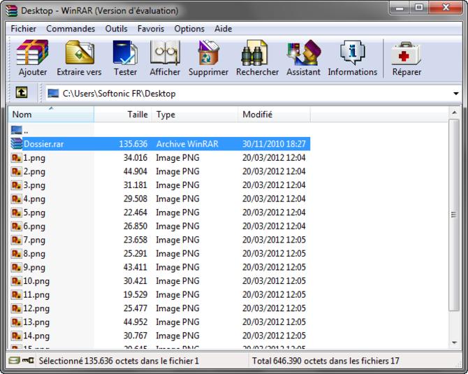 تحميل برنامج winrar مجانا برابط مباشر