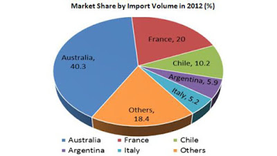 Detailed of Chile Import Business
