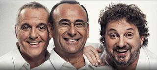 Logo Panariello, Conti e Pieraccioni : vinci gratis i biglietti per il Tour