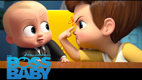 review film boss baby