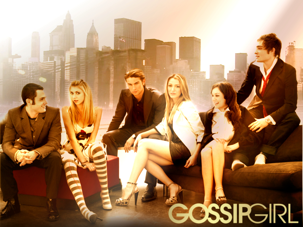 Gossip girl serie gay