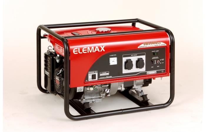 Máy phát điện ELEMAX SH5300EX 4.7 KVA