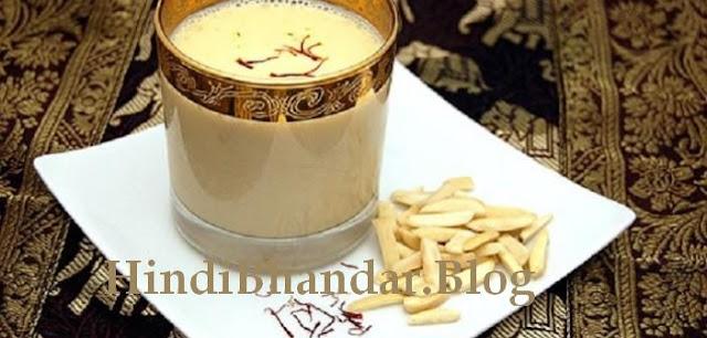 बादाम वाला दूध पीने के बेहतरीन फायदे