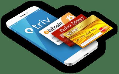 Sekilas tentang Triv - Layanan Jual Beli e-Currency