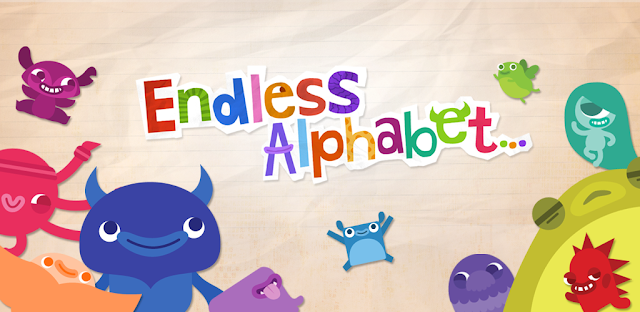 Endless Alphabet logo