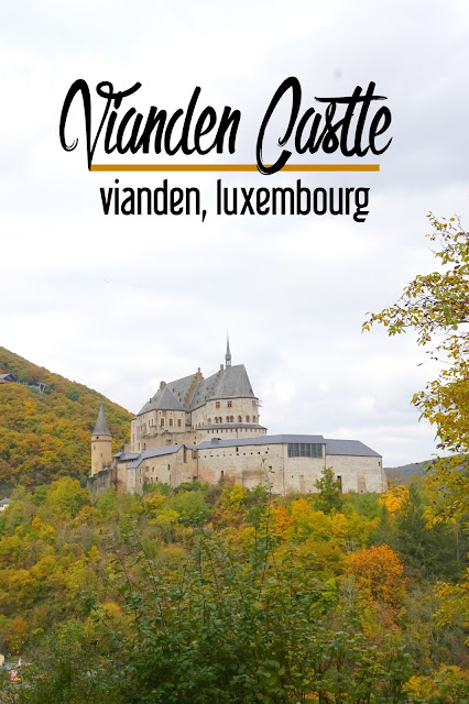 What to Do in Luxembourg: Vianden Castle | CosmosMariners.com