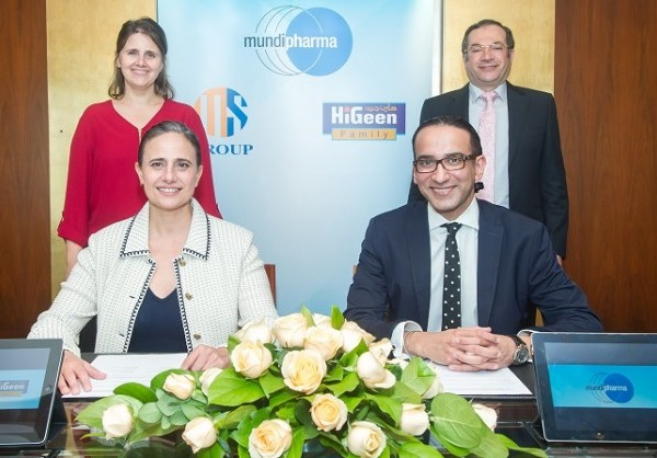 Partnership to increases access to the HiGeen® range of products for millions of people across the Middle East and Africa region     HiGeen® product range complements Mundipharma's existing consumer healthcare portfolio, which includes the flagship brand  BETADINE®  DUBAI, United Arab Emirates, September 7, 2016/ -- Mundipharma (www.Mundipharma.com.sg) has entered into a long term partnership that provides it with the commercial rights to market Munir Sukhtian Group's portfolio of HiGeen® treatments in more than 50 countries across the Middle East, Africa  The two companies have a long history of partnership in Jordan where Sukhtian group has been Mundipharma's distributor for several years. Munir Sukhtian group is a family-owned, diversified Jordanian company. Its HiGeen® range includes best-selling hand sanitizers, HiGeen® Harrar Massage Cream, HiGeen® Barrad Cold Gel, HiGeen® Daffaq Cream, HiGeen® HerboHeal Jaddad Ointment, HiGeen® Fungazi Foot Cream which are marketed in Europe, Asia and Latin America through distributors.