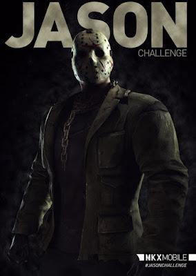 Mortal Kombat X mobile - Jason Voorhees Inarrestabile