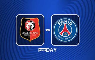 Rennes vs Paris Saint Germain – Highlights