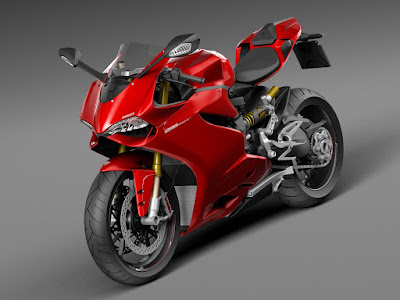 New 2016 Ducati 1299 Panigale S front look