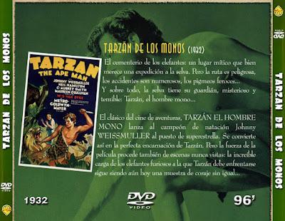 Tarzan de los monos - [1932]