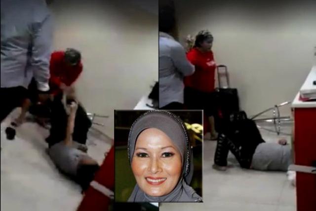 Lydiawati Didakwa Cederakan Wanita Warga Brunei Guna Besi