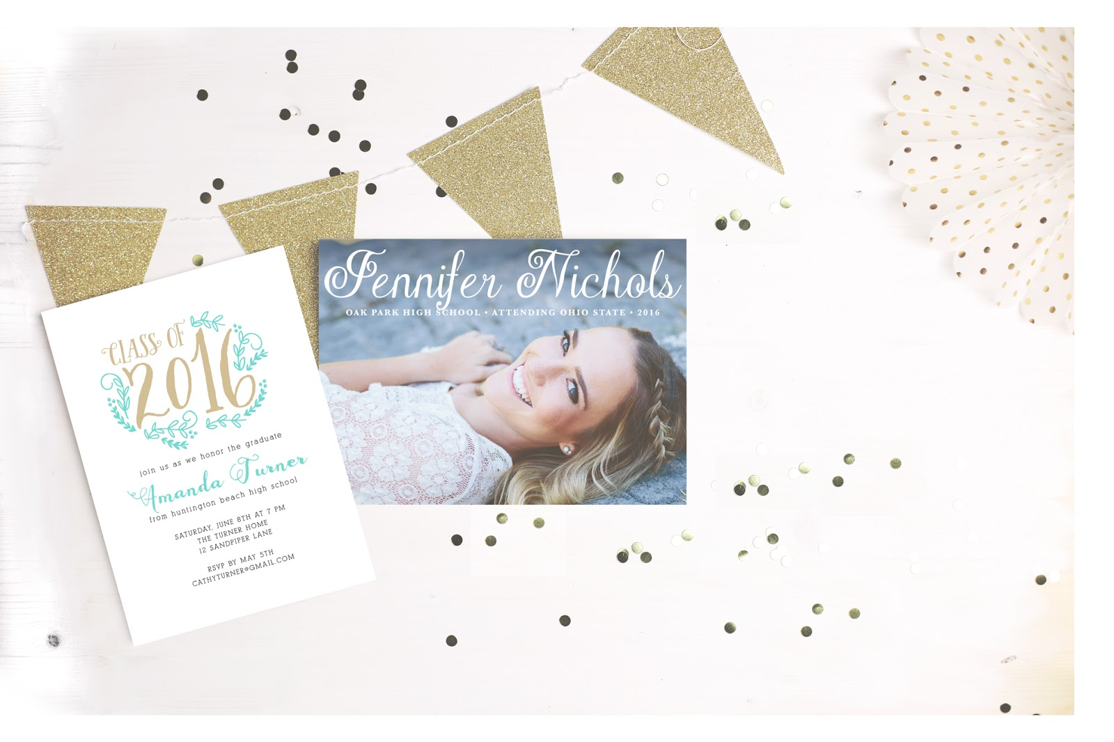 5 reasons to choose basic invite for your graduation announcements