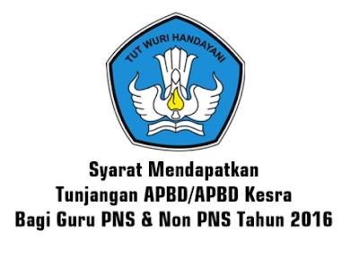 Syarat Syarat Memperoleh Tunjangan Kesra APBD/APBN Bagi PNS Dan Non PNS Terbaru