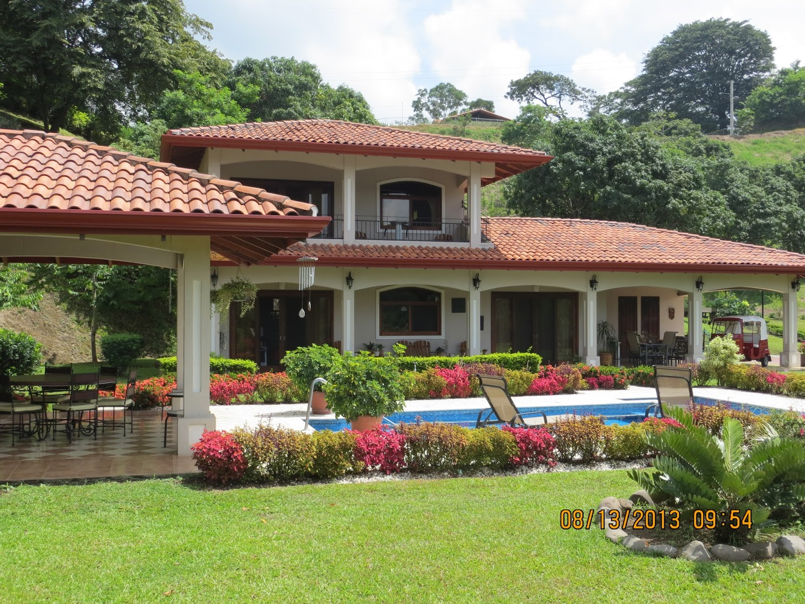 Homes Properties and Lots in Atenas Costa Rica – Costa Rica Home Floor Plans