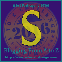 S is for: Scavenger Hunt - A Wandering Vine #AtoZChallenge