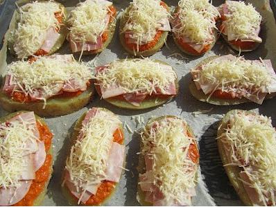 Paninis de patata thermomix - Ideas para cena rapida sencilla ...