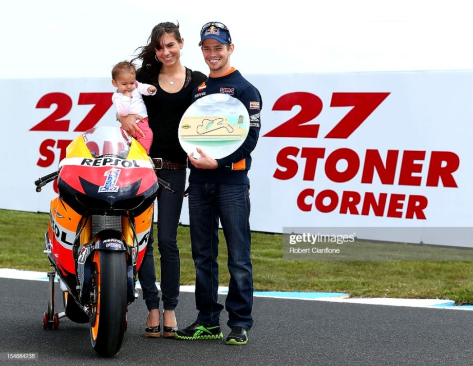Casey Stoner Pictures and Photos
