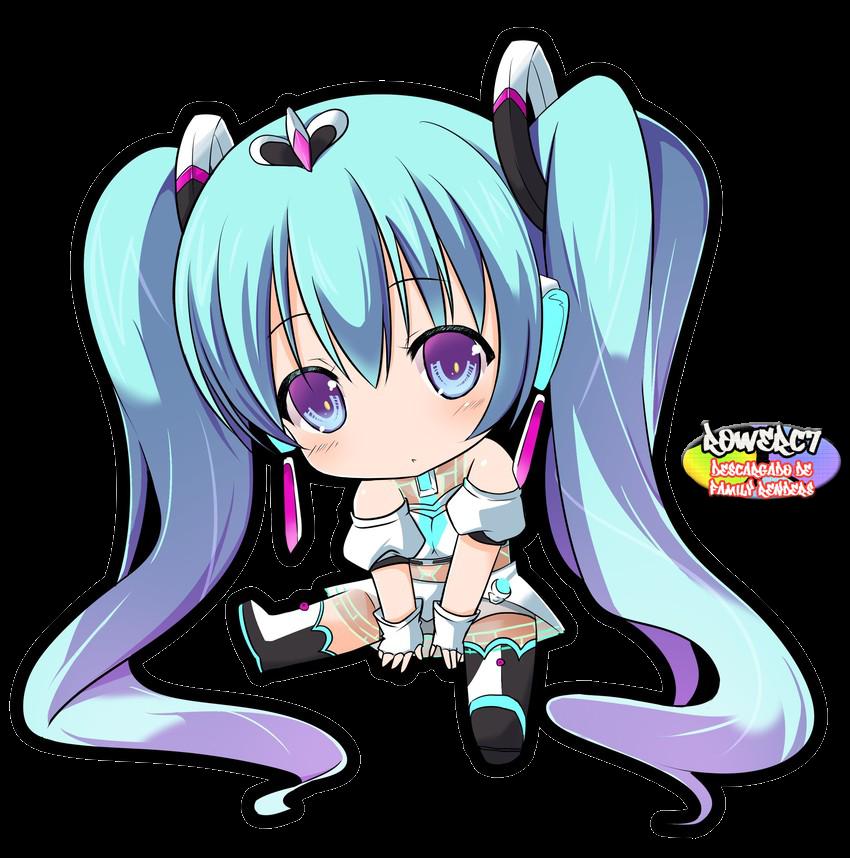 PNG-Miku Chibi